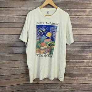 Vintage Protect Our Natural Treasures T-shirt